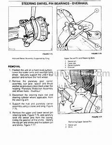 Ford New Holland 345d 445d 545d Repair Manual  Tractor