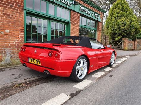 Research, compare and save listings, or contact sellers directly from 15 f355 models nationwide. Used 1997 Ferrari F355 Spider Manual for sale in Buckinghamshire   Pistonheads