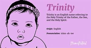 Trinity Name Meaning Origin Popularity Girl Names Like