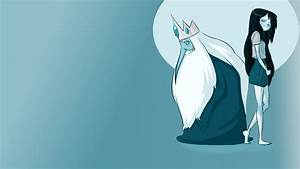 Simon Adventure Time Marceline the Vampire Queen Ice King ...