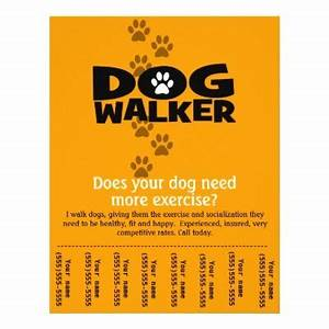 dog walking flyers templates image search results With dog babysitting service