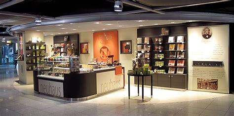 neuhaus opens new concept store at d 252 sseldorf airport