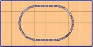 Lp  Model Train Track Layout 747