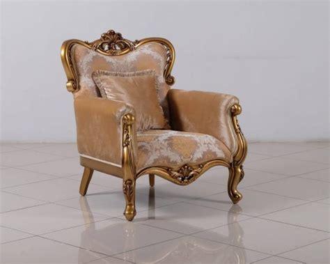 European Furniture Cleopatra Luxury Sofa Set