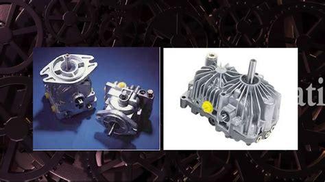 Hydraulic Pumps for Sundstrand Sauer Danfoss & Other ...