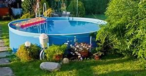 Comment amenager autour une piscine hors sol