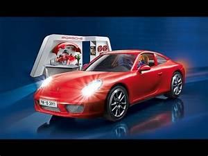 Voiture Playmobil Porsche : playmobil porsche 911 youtube ~ Melissatoandfro.com Idées de Décoration