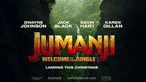 Jumanji Welcome Jungle 2017 Movie Poster Wallpaper #4402 ...