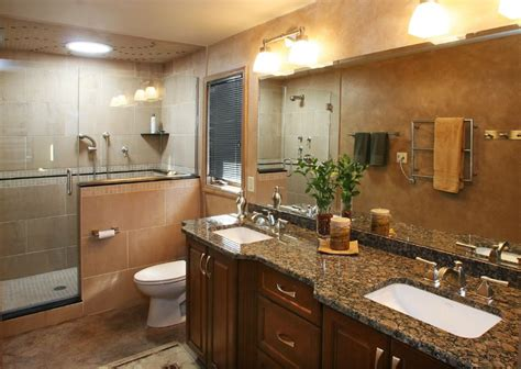 Ideas For Bathroom Countertops by Baltic Brown Granite Bathrooms Baltic Brown Granite