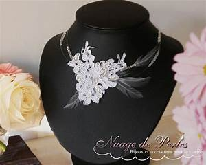 33 best images about mariage dentelle plume et papillon With collier mariage swarovski