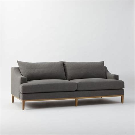 West Elm Paidge Sofa Sectional by Montgomery Filled Sofa Westelm Possible Living