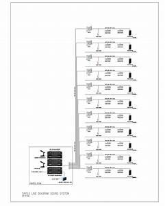 Mep Mekanikal Elektrikal Plambing  Diagram Satu Garis Tata