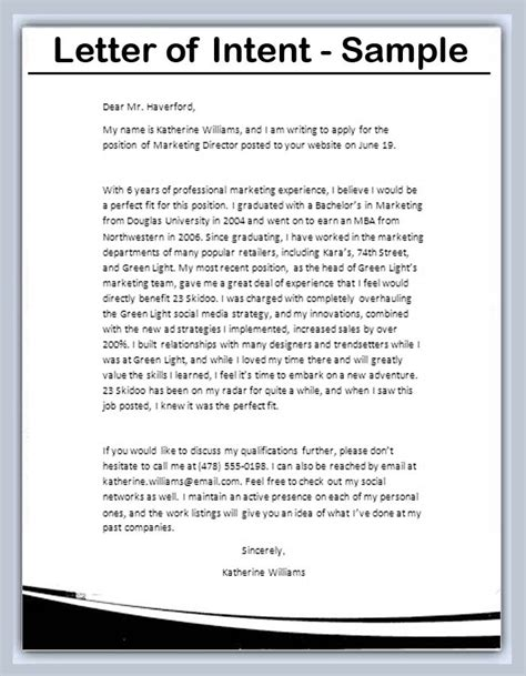 email letter of interest ideas resume cover letter for