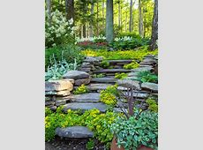 Landscaping on a slope – How to make a beautiful hillside