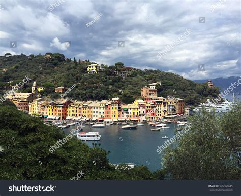Portofino Backgrounds by Portofino Landscape Portofino Italia Italian Riviera Stock