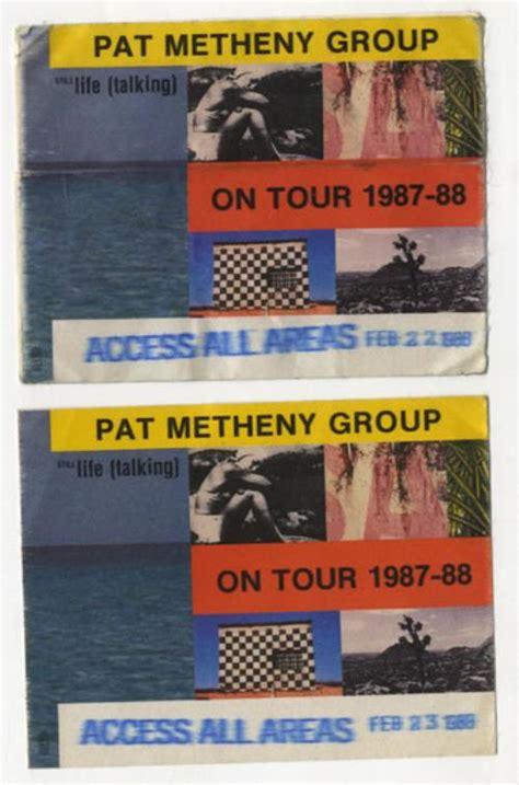 pat metheny still pat metheny still talking vinyl records lp cd on cdandlp