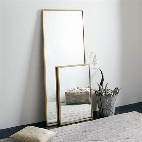 floor mirror uk metal floor mirror west elm uk