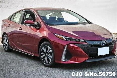 Brand New 2017 Left Hand Toyota Prius Prime Premium