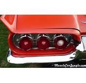 1960 Thunderbird Tail Lights