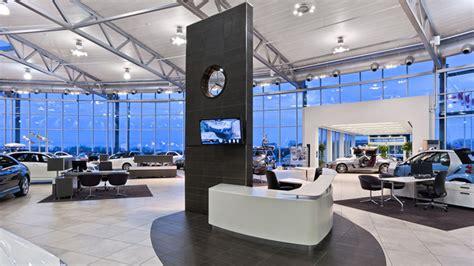» Mercedes-benz Dealership By Gh+a, Burlington