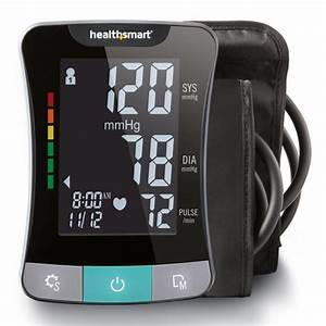 Premium Series Digital Upper Arm Blood Pressure Monitor