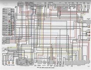 Virago 1100 Wiring Diagram For