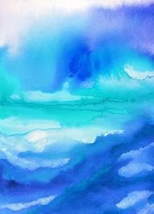 Rise II - Art Print by Jacqueline Maldonado Water color