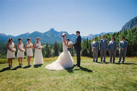 cool outdoor wedding venues  canada weddingbells