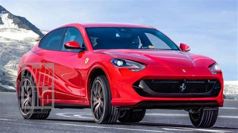 Ferrari Purosangue (suv 2022) 300.000€