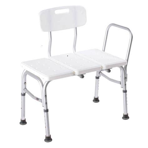 Bathtub Transfer Bench carex adjustable bathtub transfer bench careway wellness
