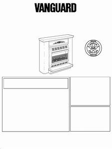 Vanguard Heating Gas Heater Vmh3000tps User Guide