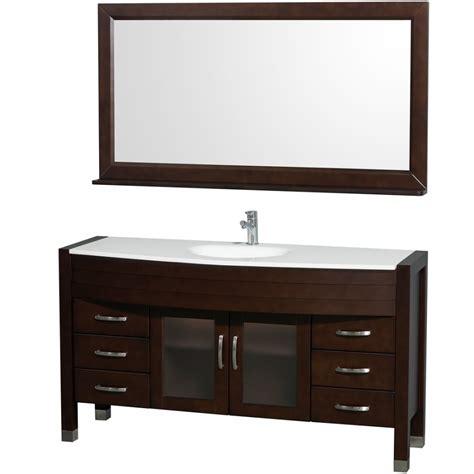 single sink vanity to double sink wyndham collection daytona 60 modern single sink bathroom