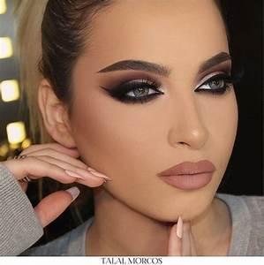 Maquillage De Mariage : le maquillage oriental plein feu sur les yeux make ~ Melissatoandfro.com Idées de Décoration