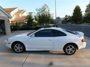 Find Used 1999 Toyota Celica Gt - Low Mileage