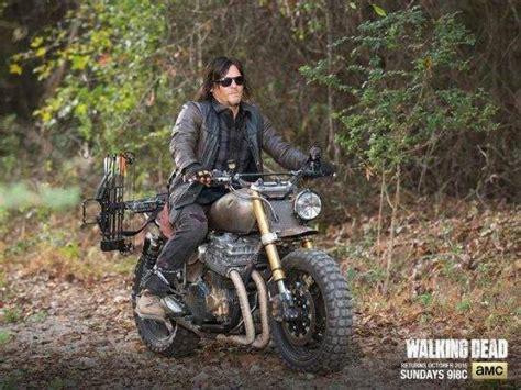 La Moto De Daryl No Iba A Formar Parte