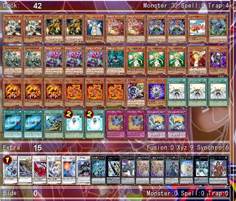 lightsworn deck list 2015 lightsworn collection ygopro deck zona kuantum