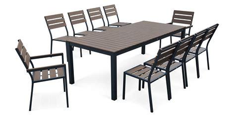 chaises de jardin pas cher ensemble table et chaises de jardin pas cher 41506