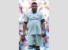 Ronaldo makes Real Madrid comeback – here's what he looks