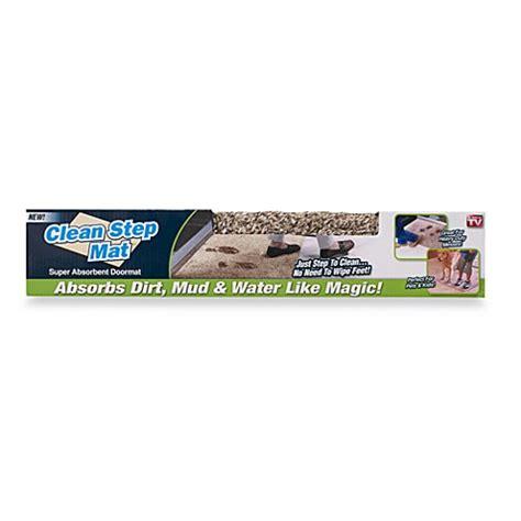 Clean Step Doormat by Clean Step Mat Bed Bath Beyond