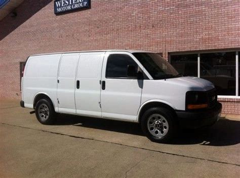 electric and cars manual 2009 gmc savana parking system buy used 2007 gmc savana 3500 1 ton express cargo van 4 8l v8 auto a c no windows nice in