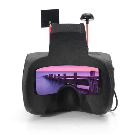eachine goggles   inches  diversity ch raceband hd p hdmi fpv goggles video glasses