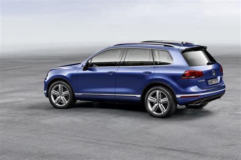 2015 Volkswagen Touareg Facelift Brings New Features Autoevolution
