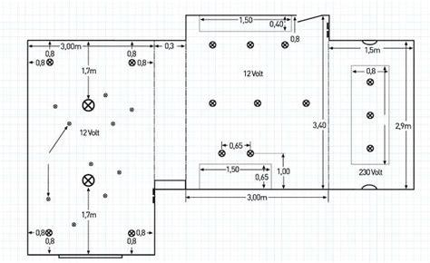 plan für das verlegen stromleitungen schaltplan f 252 r lichtschalter elektroinstallation selbst de