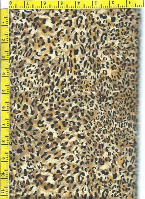 print fabrics jungle animal print fabric ebay
