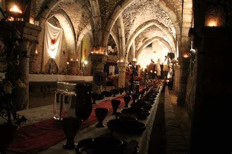 banquet des troubadours provins sur le portail m 233 di 233 val