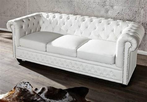 chesterfield sofa weiss chesterfield sofa kaufen design m 246 bel
