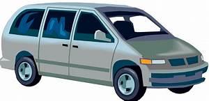 Cartoon Minivan Clipart - Clipart Suggest
