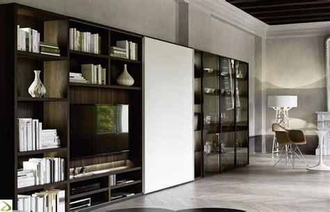 vetrine per soggiorni moderni soggiorno moderno con vetrina oscar arredo design