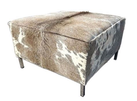 Cowhide Cube Ottoman by 25 Best Contemporary Ottomans And Cubes Ideas On