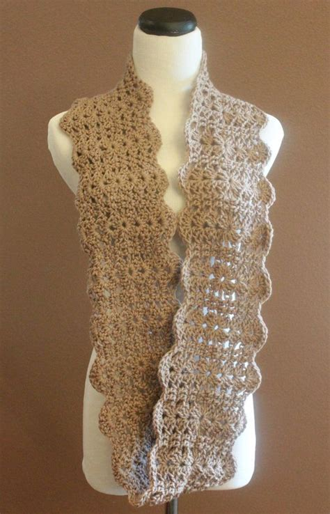 chunky knit scarf chunky crochet infinity scarf lace thick cowl neckwarmer